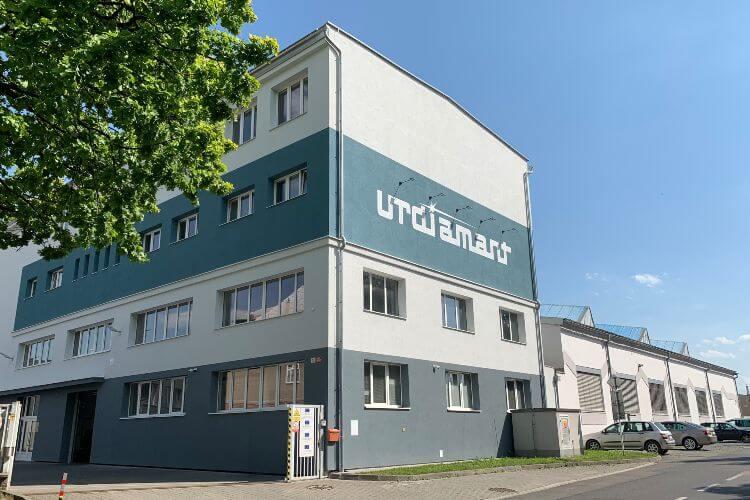 Urdiamant - Home - Unser Hauptsitz in der Tschechischen Republik