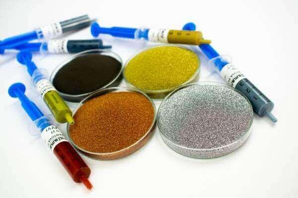 Diamond and CBN Powder and Pastes