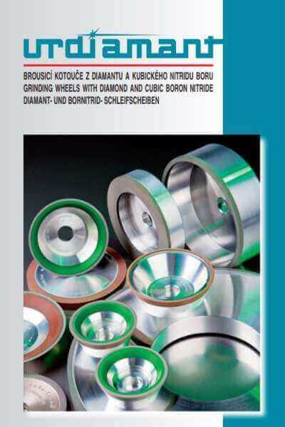 Grinding wheels with diamond and cubic boron nitride