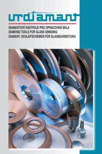 Diamond tools for glass grinding