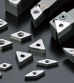PCD AND PCBN INDEXABLE INSERTS